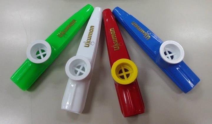 塑膠卡組笛